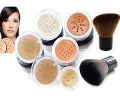 mineral foundation makeup bare natural