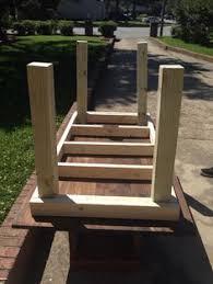 diy outdoor farmhouse table. DIY Rustic Farmhouse Table Diy Outdoor L
