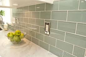 Kitchen With Glass Tile Backsplash Gorgeous How To Choose The Right Subway Tile Backsplash Ideas And More
