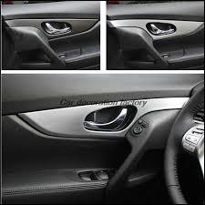 car styling 4pcs lot for nissan qashqai j11 2018 2018 2018 2018 interior door handle