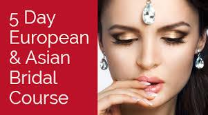 new 5 day european asian bridal course