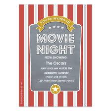 Movie Night Invitation Templates Movie Invitation Template Free Acepeople Co