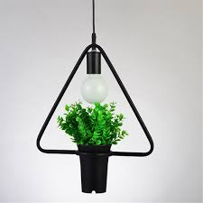green plant decorative light make your home more lively and energetic living room bedroom restaurant cafe and so on package included