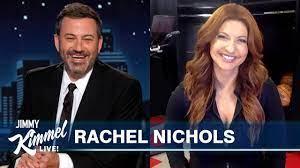 Rachel Nichols on NBA Bubble & Jimmy ...