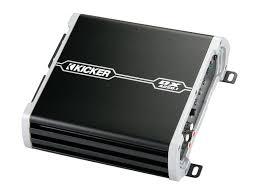 kicker dxa250 1 amplifier