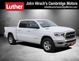 Used 2019 Ram 1500 Big Horn/Lone Star 4x4 Crew Cab 57 Box For Sale ...