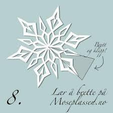 snowflake template martha stewart imogene pinterest fiocchi