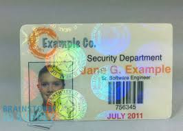 Deals - Id Hologram Blocks 1001 On Card