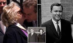 Sister of Kennedy widow