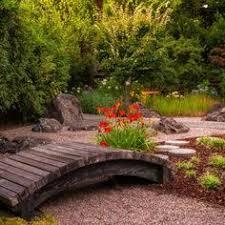 office landscaping ideas. Dry Creek Bed · Japanese Garden Bridge Design Ideas, Pictures, Remodel, And  Decor Office Landscaping Ideas Y