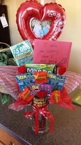valentine s gift for my husband i won the lottery when i met you bouquet stuff valentines valentine gifts and gifts