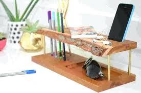 diy corner desk organizer creative wooden desk organizer modern design community wood furniture designs and plans