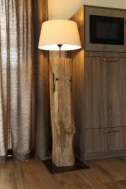Gebinthouten Lampvoeten Hout Design