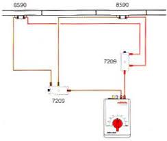 wiring basics track power feed wiring multi track power feed