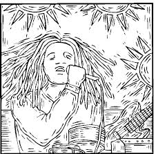 People Coloring Page
