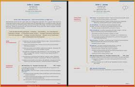 Resume Examples 2 Pages Two Page Resume Samples Resume And Cover ...