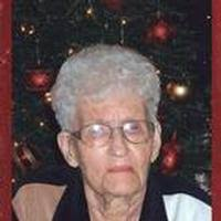 Obituary | Elavon Myrtle Christensen | Fulkerson & Waller Funeral Homes