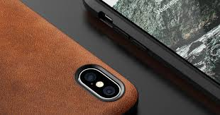 the best leather cases for iphone x