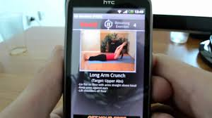 daily ab workout app for android