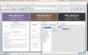Template How To Find Resume Templates On Word For Mac Template