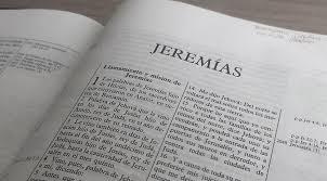 Resultado de imaxes para Jeremías