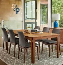 contemporary round table dining room table designs wooden dining table with glass top round glass and wood dining table