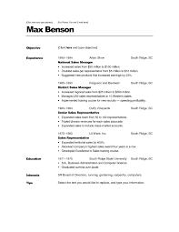 Free Printable Resume Template Microsoft Word Business Proposal