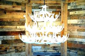 full size of how to make whitetail deer antler chandelier white lamp real 4 6