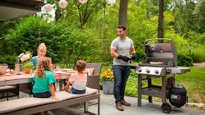 Test et avis du barbecue Spirit II S-320 GBS Weber | Jardin