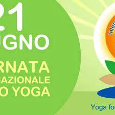 Giornata internazionale dello yoga lunedì 21 giugno 2021 - workshop •  Yoganostress