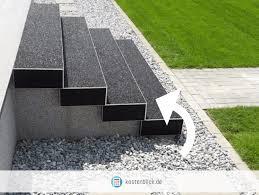 Steinboden auf der treppe verlegen. Steinteppich Kosten Varianten Im Uberblick