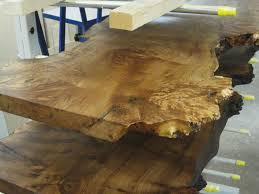 Cropp Holz Baumscheiben Tischplatten Und Mehr Avec Tisch Mit