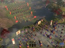 Age of empires asian dynesty