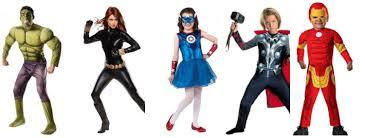 the avengers family costume sc 1 st aol com