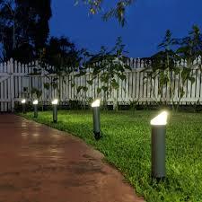 garden path lights. Warm White Path Lights Garden