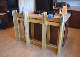 best build a kitchen how to build a kitchen island with breakfast bar kitchen and decor