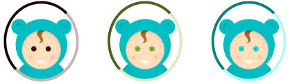 Eye Colour Prediction Chart Calculate The Hair Color Of Your Baby Predicthair