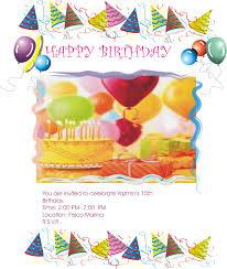 How To Design Birthday Card In Coreldraw Coreldraw Shstechlabs Blog