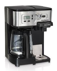 Coffee Maker K Cup And Pot Hamilton Beach Flexbrew 2 Way Coffee Maker Model 49983