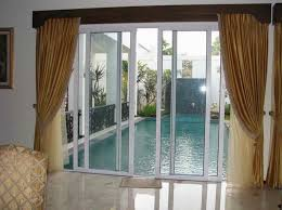 sliding back door curtains glass sliding patio door curtains small home remodel ideas