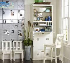 Office work desks Personalized Office Pottery Barn Bedford Office Work Tower Pottery Barn
