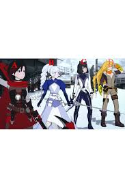 Rwby Volume 7 Atlas Ruby Weiss Blake Yang Cosplay Costumes