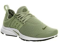 Nike Presto Light Green Air Presto Womens Trainers Womens Fashion Sneakers Womens