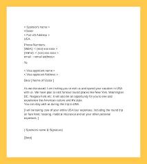 Sponsorship Letter Example For Visa Archives Invitation Letter For ...