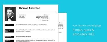 Resume Creator Mesmerizing Free Line Resume Creator Free Resume Online Maker Resume Samples