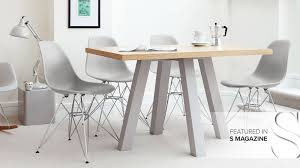 grey oak dining table uk. modern and contemporary wooden dining set grey oak table uk n