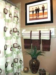 brown and green bathroom accessories. Modren Bathroom Mesmerizing Chocolate Bathroom Accessories Sage Green  Brown Just Love That In Brown And Green Bathroom Accessories E