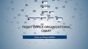 Prezi Org Chart Front Office Organizational Chart By Gem Marie Clet On Prezi