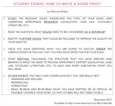 comment cards for academic essay writing helping students give how  the ipkat student essays how to write a good piece effective essay in hin how to