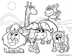 black and white animal clipart group. View Original Size Group Of Animals Clipart Black And White Background Intended Animal